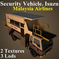 3D security mas model