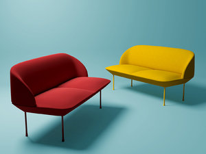 3D oslo 2-seater