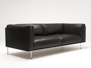 rod sofa 200 3D