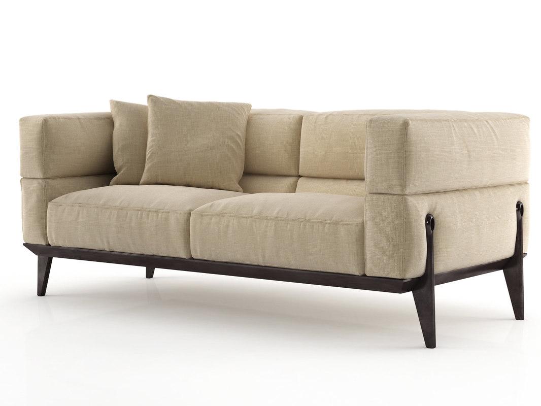 ago sofa 178 3D