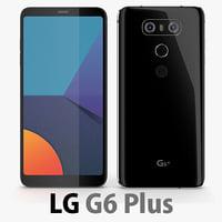 lg g6 3D model