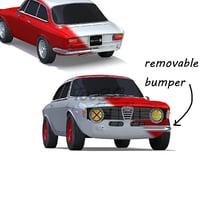 70 alfa 3D model