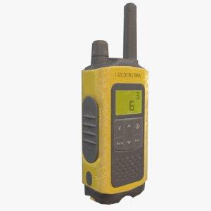 handheld radio portable model