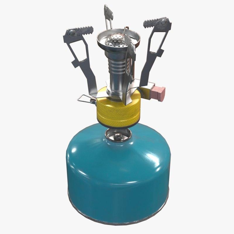 portable gas stove model