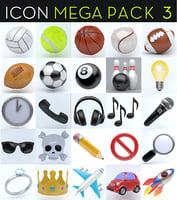 ICON MEGAPACK 3