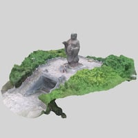 Ninh Binh Budha Statue