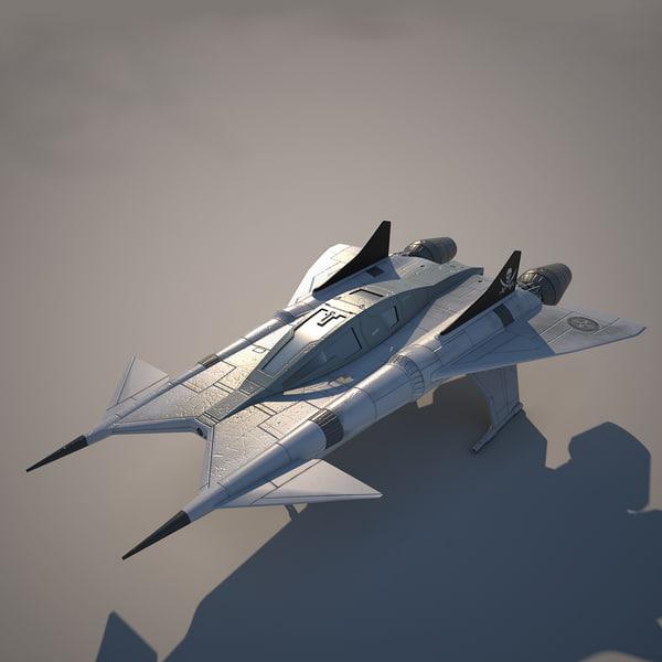 thunder fighter 3D