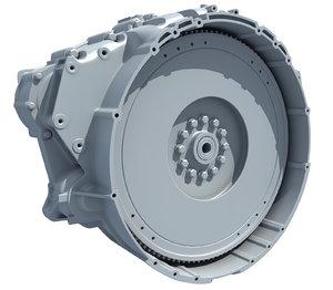 3D engine flywheel