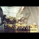 hangar spaceship model