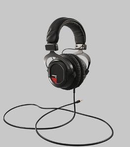 3D beyerdynamiccustomone headphones model