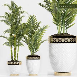plants 117 model