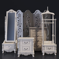 set classic furniture model