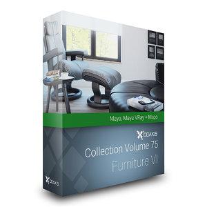 volume 75 furniture vi model