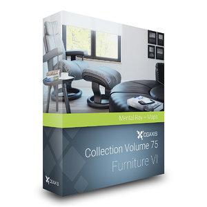 3D volume 75 furniture vi