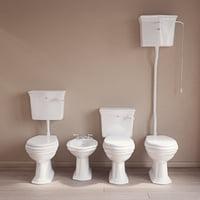 devon westminster sanitary 3D model