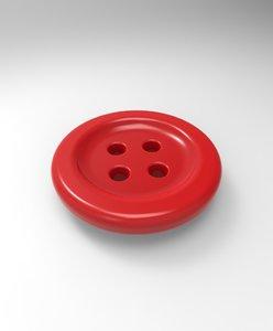 3D model button stl