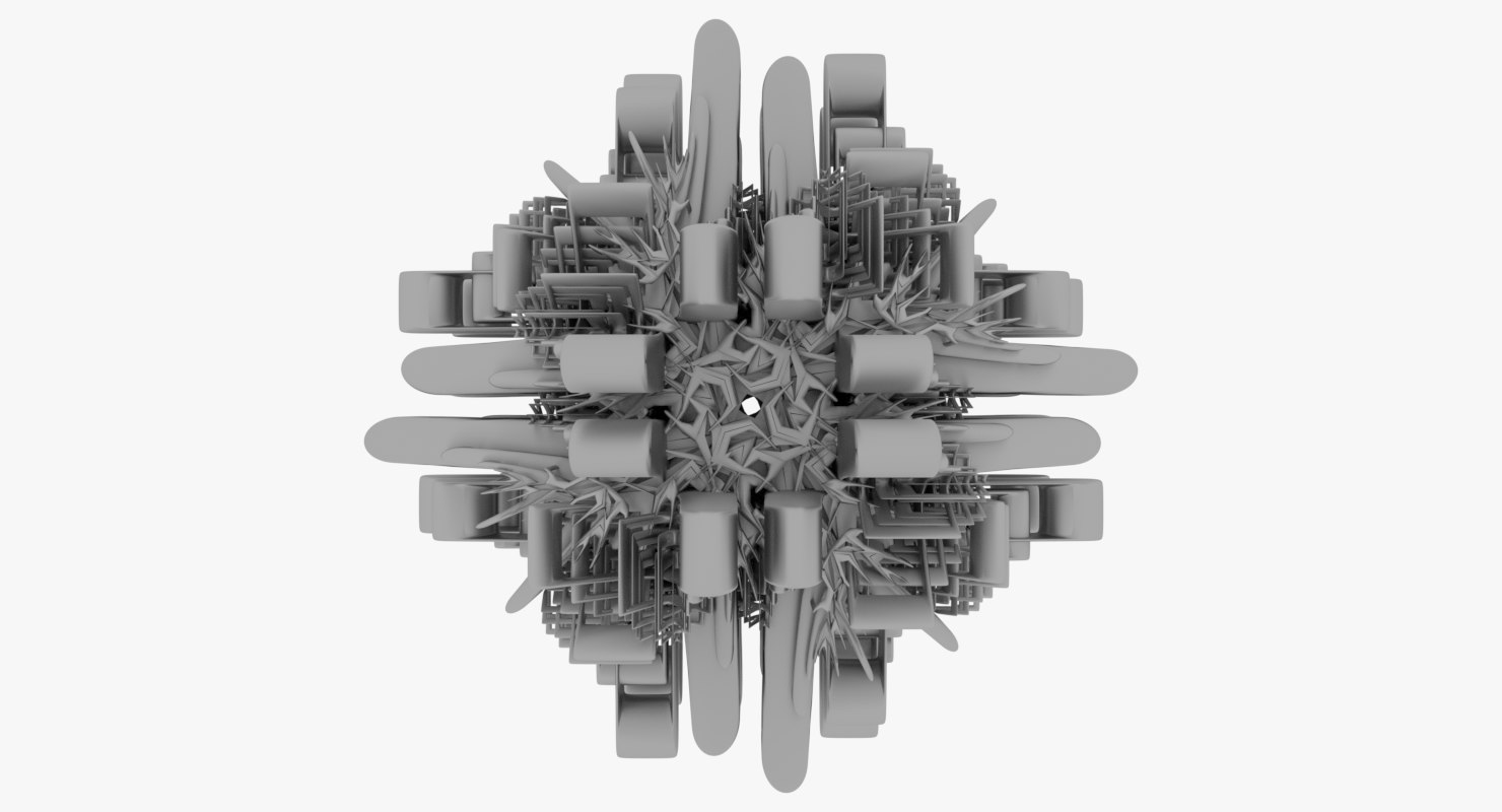 madness-1 sculptures lobbies model
