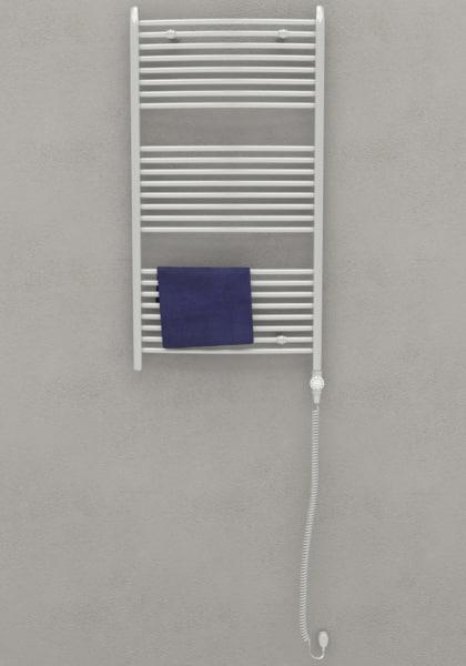 electric towel dryer 3D model