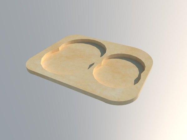 tray tepsi model