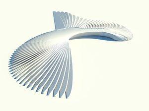 architectural shape model