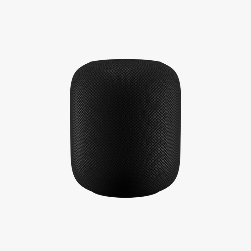3D model apple homepod