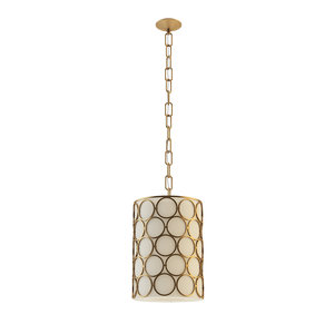 3D chandelier alexandra narrow hanging