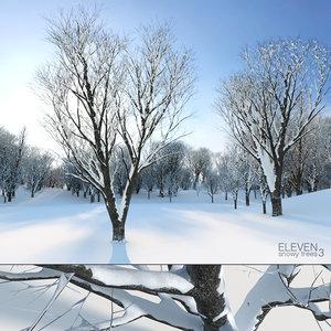 3D trees 3