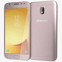 3D realistic samsung galaxy j3 model