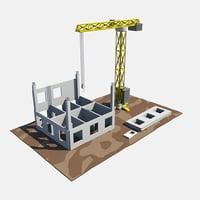 building krane