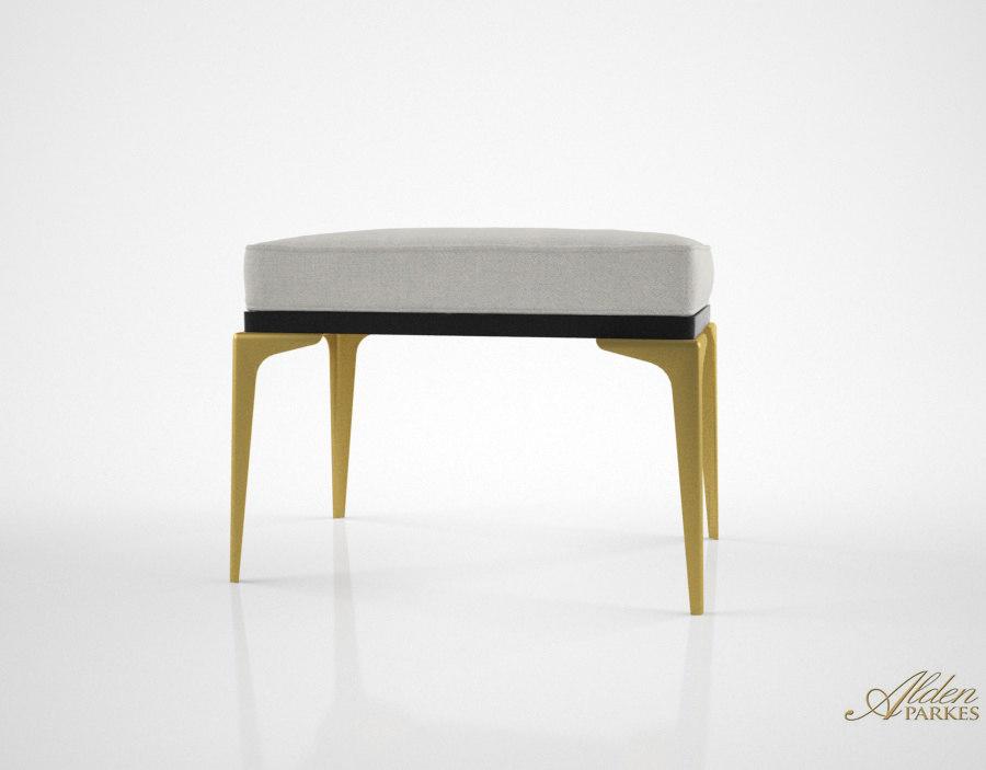 alden parkes stiletto single 3D model