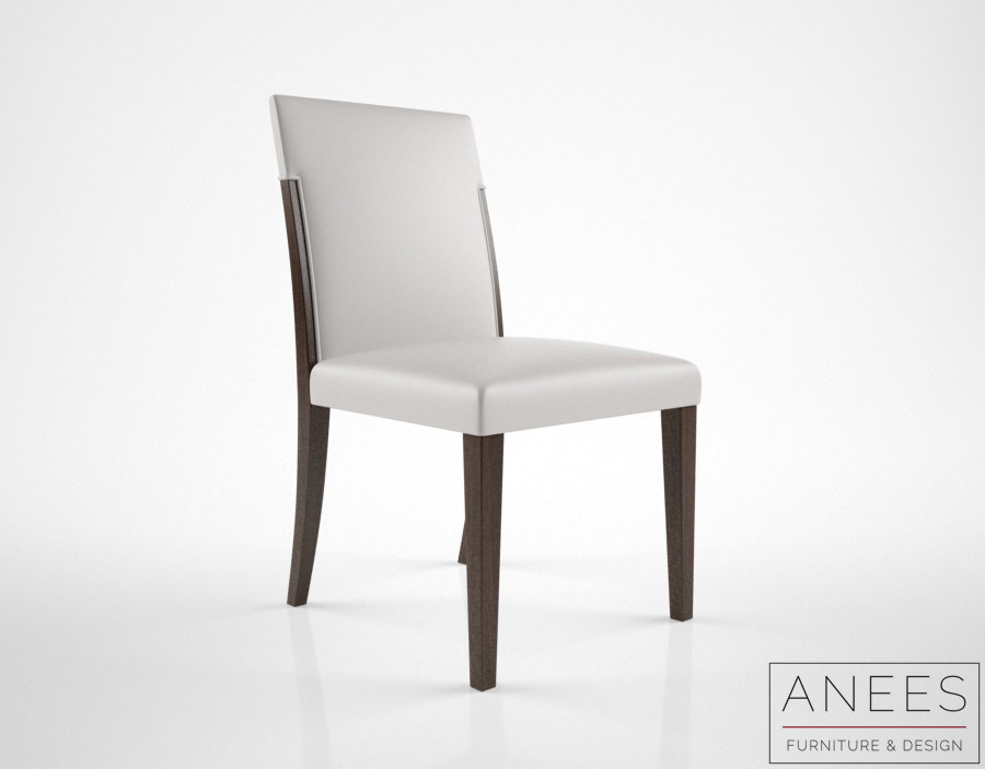 anees grace dining chair 3D