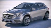 Mercedes GLA AMG 2018