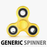 3D generic spinner