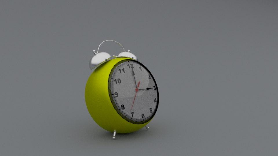 resolution clock model