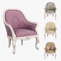 230 carpenter armchair model