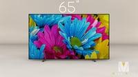 Samsung Qled - Q9F - Ultra HD TV - 4K TV - 65 Inches 3D model