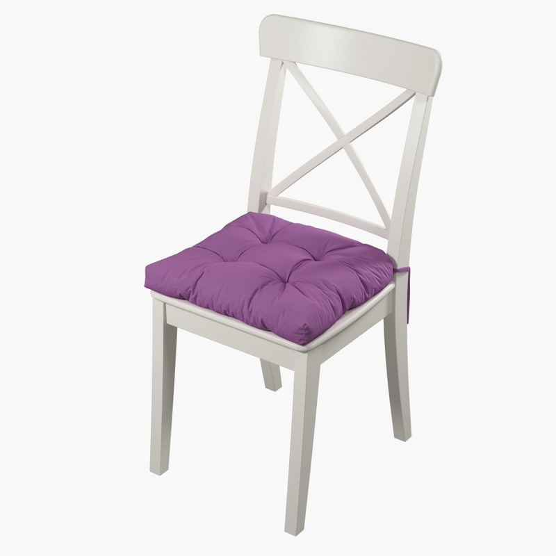chair ingolf soft hoff 3D model