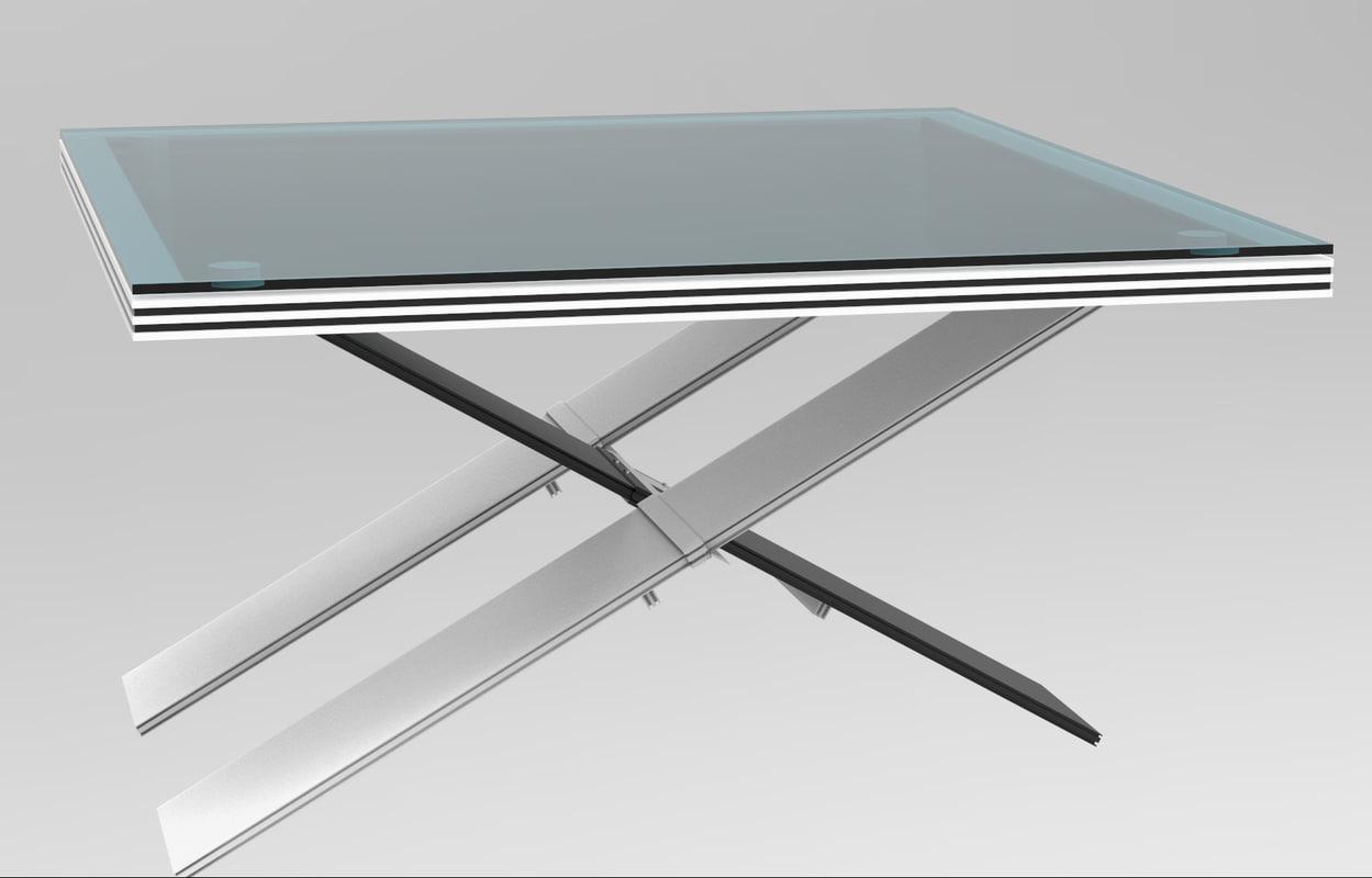 design desk 3D
