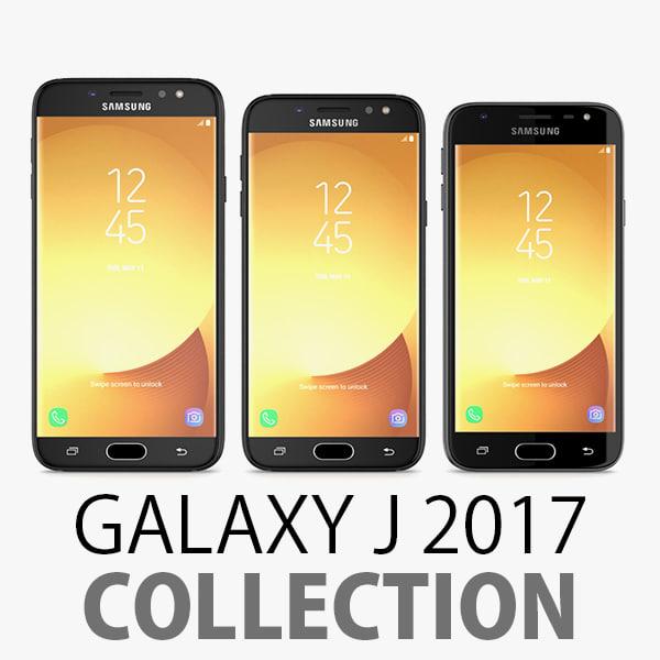 samsung galaxy 2017 3D