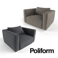 poliform shanhai 3D