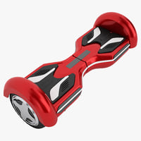 3D model gyroscooter