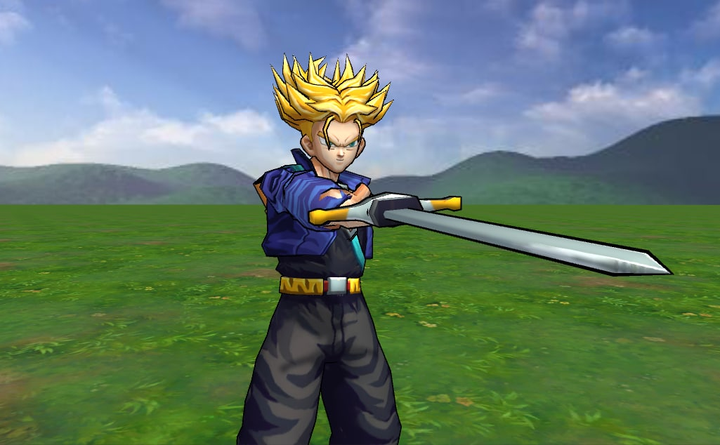 dragon ball torankusu 3D