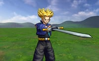 Trunks,Animated,DragonBall,dragon ball
