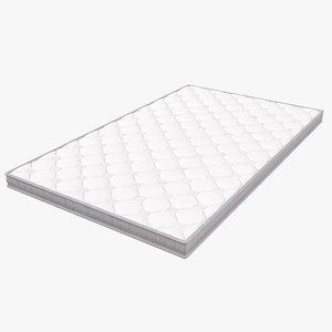 3D mattress