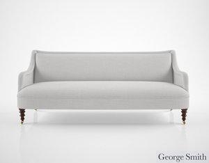 3D george smith fairhill sofa