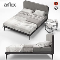 3D arflex suite bed