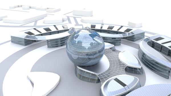 3D expo 2017 astana kazakhstan