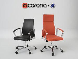 3D office win imbottita