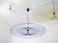 les ombrelles 100 3D model