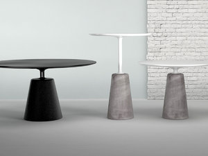 rock table model